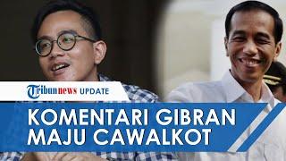 Video Jokowi Komentari Pencalonan Gibran Jadi Walkot Solo: Ini Kompetisi Tolong Dibedakan