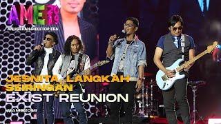 AME2019 | Exist Reunion | Jesnita & Langkah Seiringan | Anugerah MeleTOP ERA