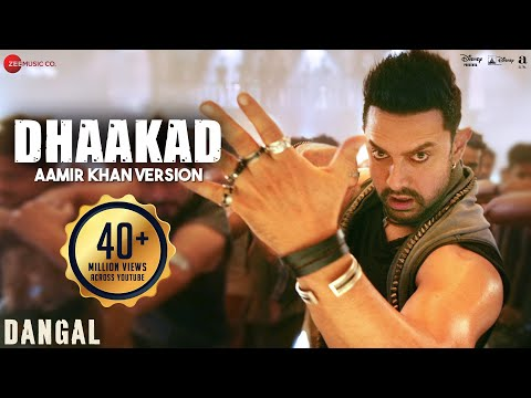 Download Dhaakad Aamir Khan Version - Dangal | Aamir Khan | Pritam | Amitabh Bhattacharya HD Video
