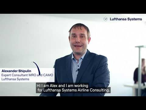 Eingebettetes Video for Unser Kollege Alex zum Thema 'Consulting MRO and CAMO '
