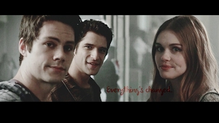 S & L | Everything's changed. [6x10]