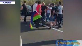 Իսրայելում ադրբեջանցիները հարձակվել են հայերի վրա