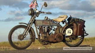 Motorcycle Cannonball 2021
