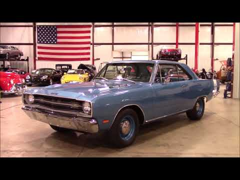 Video of '69 Dart GTS - OIWZ