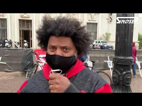 Wellington DRE São Miguel afirma que a greve é uma greve pela vida