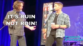 Jensen Ackles Cant Say Ruin