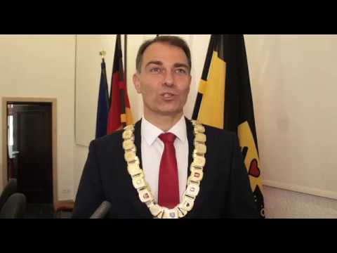 Peter Kleine leistete Amtseid