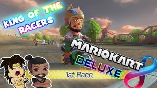 Mario Kart 8 Deluxe HighLight LiveStream Ft. KaOsBroly (BOW DOWN TO YOUR KING👑)