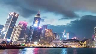 《香港之暮》系列 之 三:銅鑼灣避風塘 // Timelapse 縮時攝影 // 城市攝影 // 香港 銅鑼灣