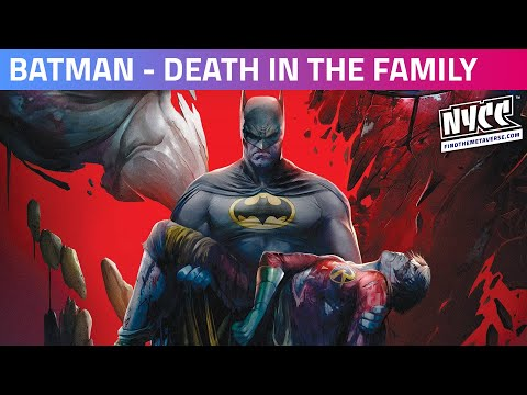 Batman | Death in the Family - An Interactive Tale
