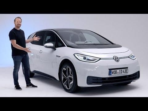 FIRST LOOK: Volkswagen ID.3 | Top Gear