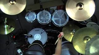 Slayer - Threshold (Drum Cover)