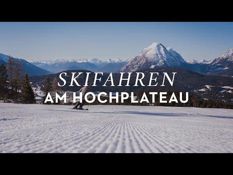 Seefeld - Skifahren am Sonnenplateau