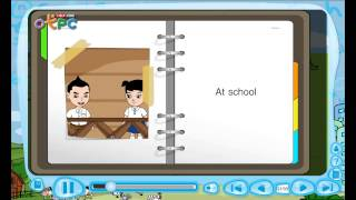 สื่อการเรียนการสอน Revision II  ป.3 ภาษาอังกฤษ