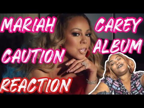 MARIAH CAREY   CAUTION ALBUM   REACTION