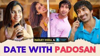 Date With Your Neighbour Ft. Keshav Sadhna & Shreya Gupto   Hasley India
