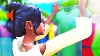 THE SIMS 4 LAUNDRY DAY // Overview + First Impression (CAS, Build/Buy & Gameplay)