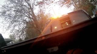2 second unlock on a ford van 2005