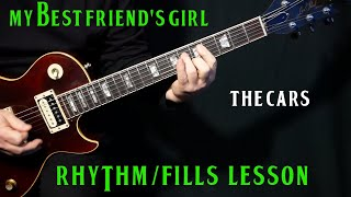 """how to play """"My Best Friend's Girl"""" on guitar by The Cars 