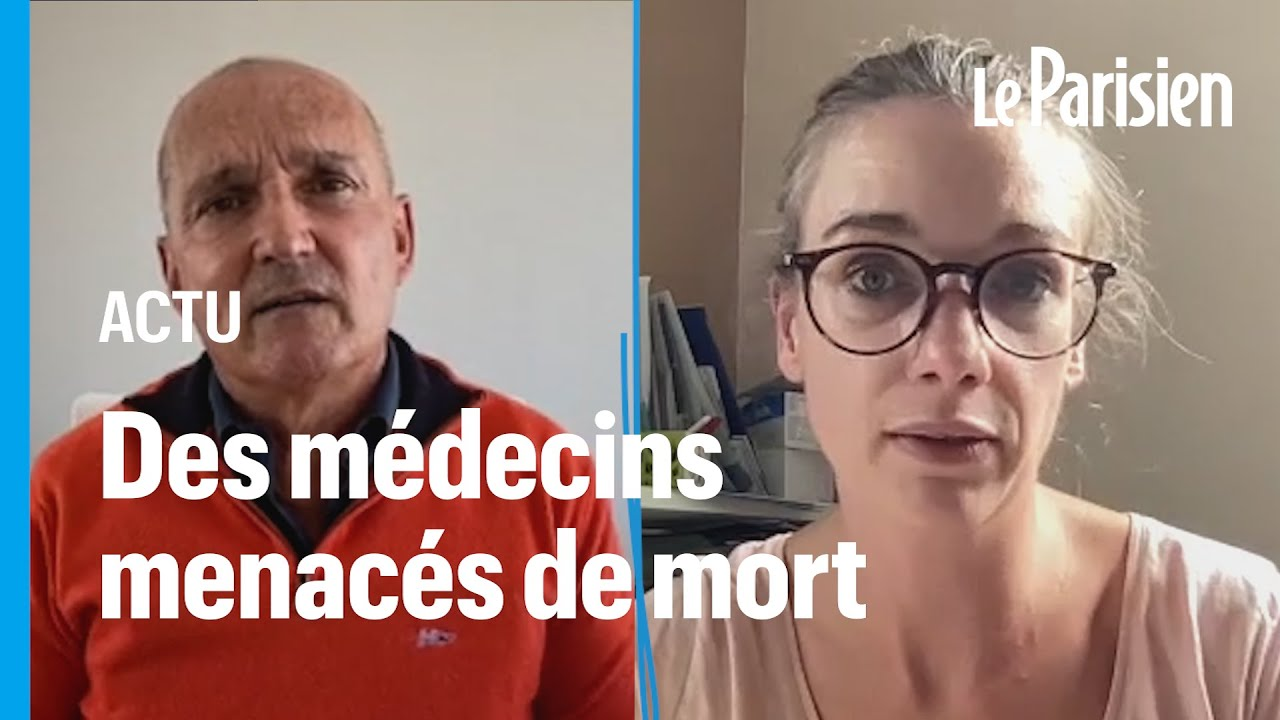 «On va te mettre une balle dans la tête» : agressés pas des antivax, deux médecins se confient