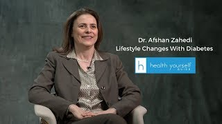 Lifestyle Changes With Diabetes