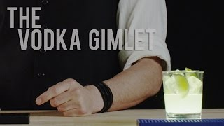 How to Make The Vodka Gimlet - Best Drink Recipes