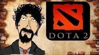 Стрим | Dota 2 с Некросом | Chaos + Аппарат против Бруды.