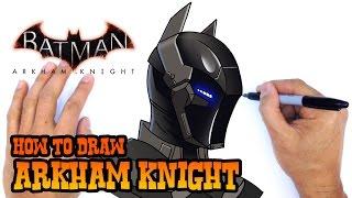 How to Draw Arkham Knight | DC Comics