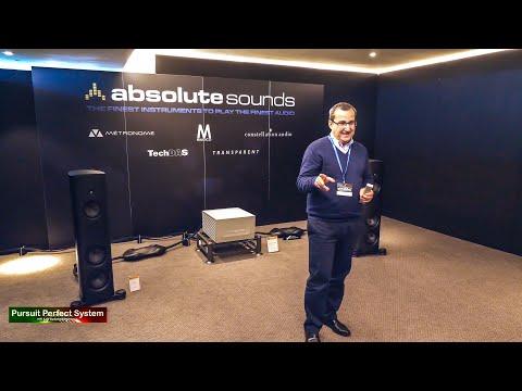 External Review Video iTRHhvud608 for Magico M2 Floorstanding Loudspeaker