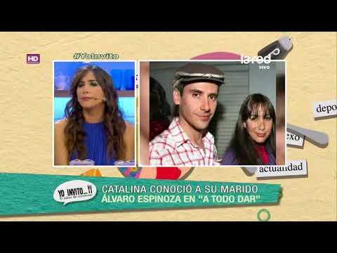 ¿Cómo nació el amor entre Catalina Olcay y Álvaro Espinoza?