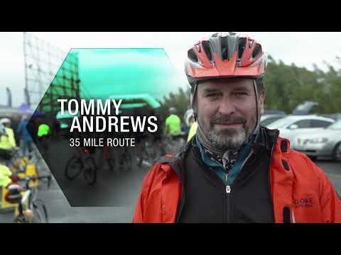 Cycle along the Causeway Coastal Route: Giant's Causeway Coast Sportive