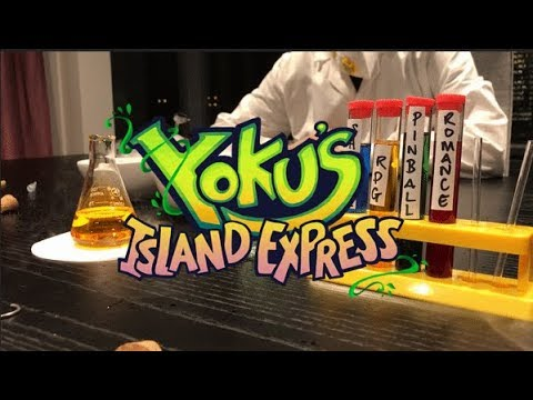 Yoku's Island Express - Behind the Scenes! thumbnail