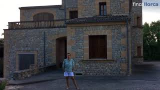 Video Angelika und Familie auf der Finca Son Calletes