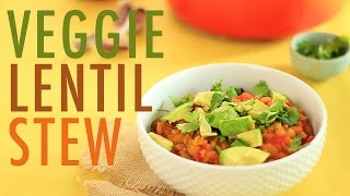 <span class='sharedVideoEp'>002</span> 簡易印度蔬菜燉湯 Easy Veggie Dal Stew