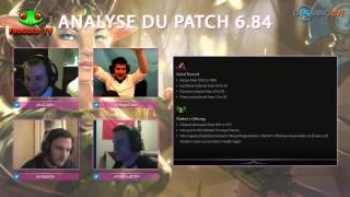 Analyse du patch 6.84 - Dota 2 FR