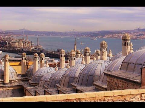 Стамбул - город контрастов. Где сливаетс