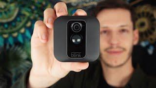 Kabellose Smart Security Kamera mit 2 Jahren Batterielaufzeit: Das ist die Blink XT2 .