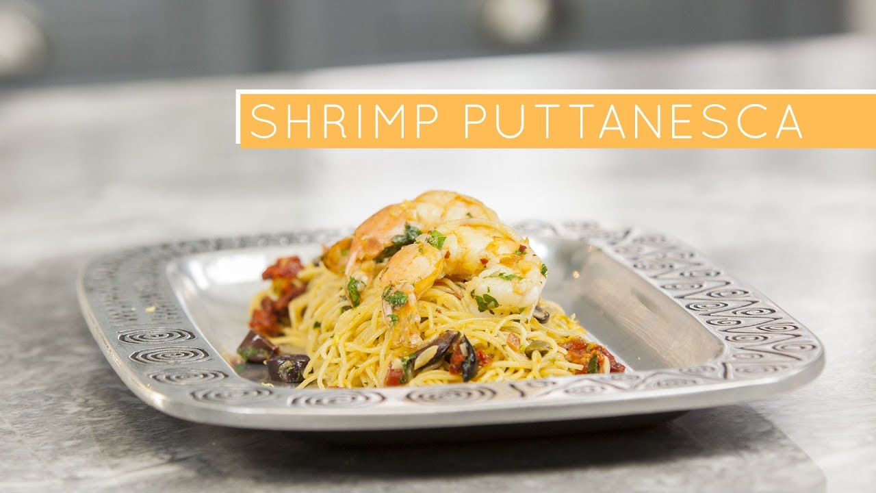 How to Make Shrimp Punta