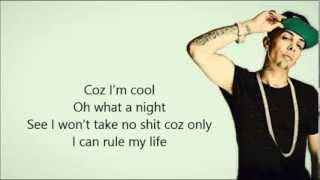 Dappy - Animal (Lyrics)
