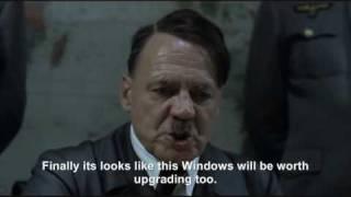 Hitler plans to upgrade to Windows 7