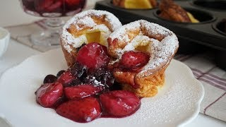 Mini Dutch Baby Pancakes 미니더치베이비 | SweetHailey