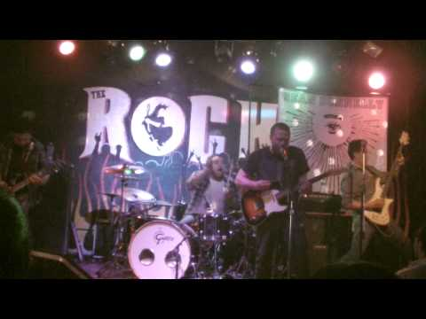 Sean Donnelly Opens up for Finch at The Rock 05-16-2013 Tucson, AZ- Hopeless live