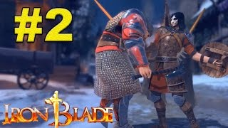 Iron Blade: Medieval Legends RPG Gameplay - iOS / Android - #2
