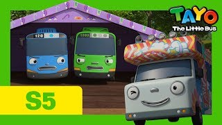 Tayo S5 EP20 l The Little Buses Go Camping l Tayo the Little Bus