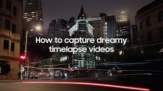 Master It: Capturing Dreamy Timelapses With Michael Shainblum | Samsung thumbnail