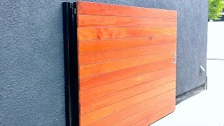 """""""The Sonoma"""" Driveway Gate 