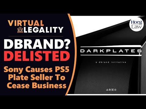 Dbrand Delisted: Sony PS5, Darkplates and Design Infringement (VL561)