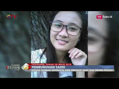 Diduga Diperkosa Sebelum Dibunuh, Wanita Cantik Ditemukan Tewas di Palembang - BIP 27/03
