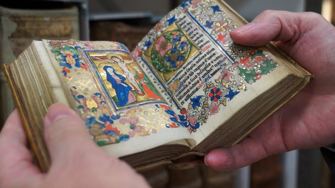 Die Renovierung der Mainzer Martinus-Bibliothek