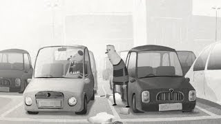 Cainele din parcare